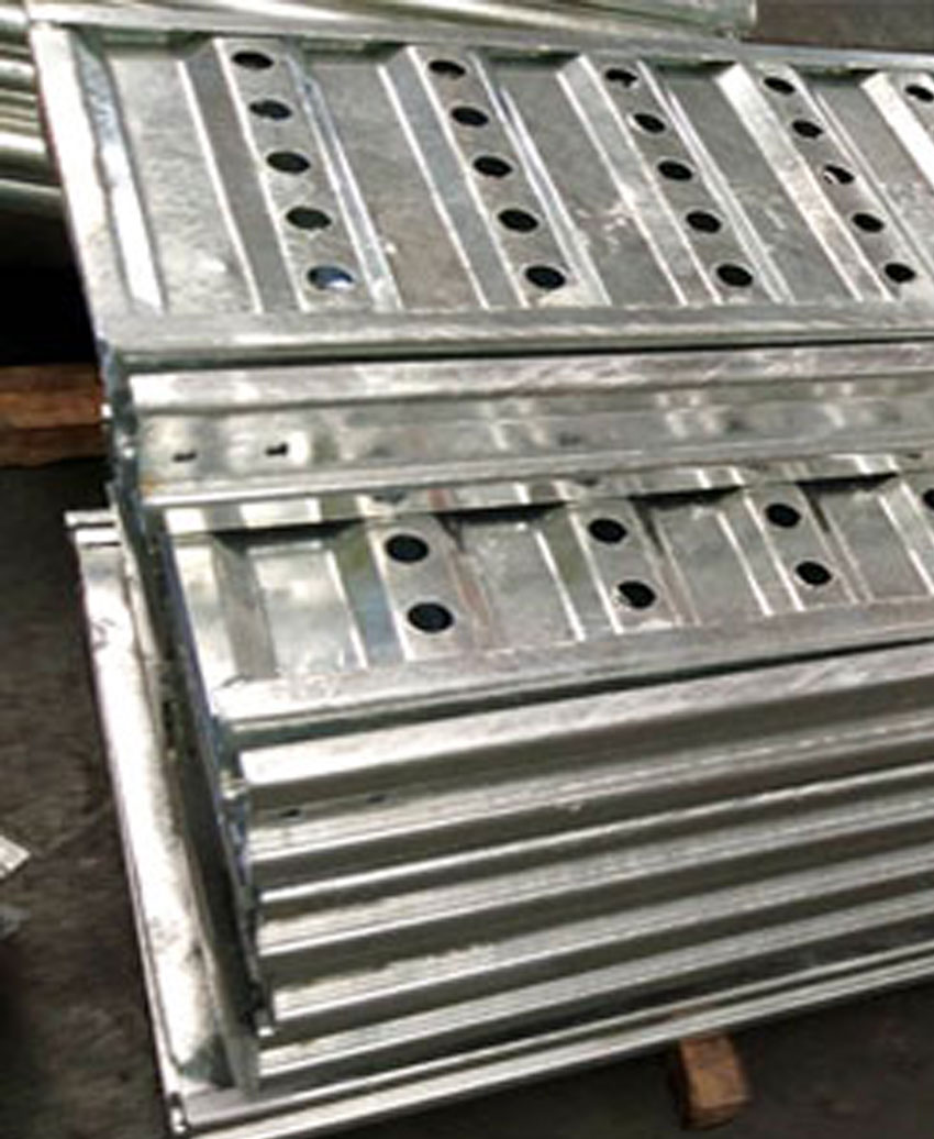Cable Tray : Corrugated Tray